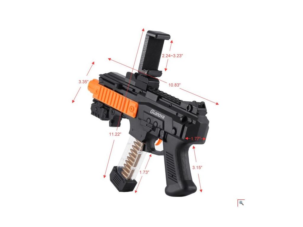 Όπλο Bluetooth με Βάση Κινητού για Gaming AR Game Gun - OEM ηλεκτρονικά παιδικά παιχνίδια