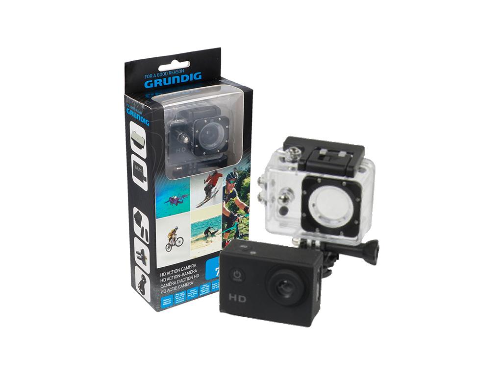 Grundig Υποβρύχια Action Camera Κάμερα για Sports 5 Mega Pixels HD 720P με Υποδο φωτογραφία και βίντεο   αθλητικές κάμερες