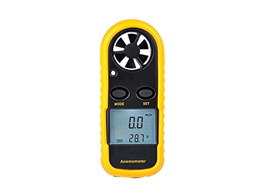Ψηφιακό Ανεμόμετρο Συσκευή Χειρός για Μέτρηση Ταχύτητας και Θερμοκρασίας ανέμου  εργαλεία για μαστορέματα   πολύμετρα   όργανα μέτρησης