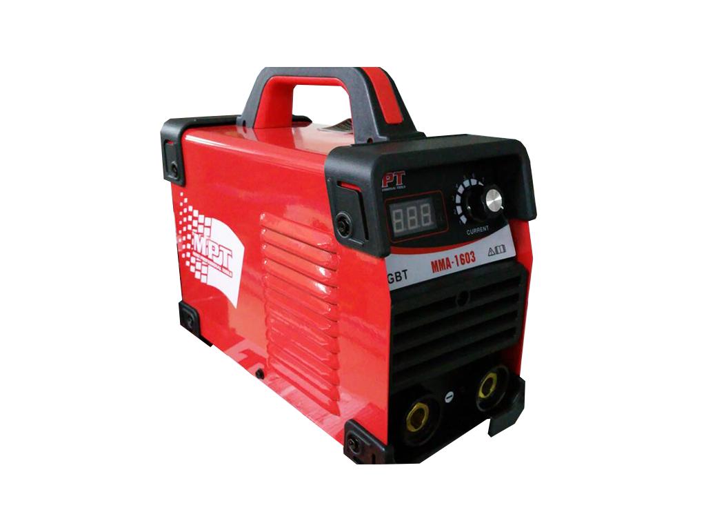 Ηλεκτροκόλληση Inverter 160A, MMA-1603 - OEM