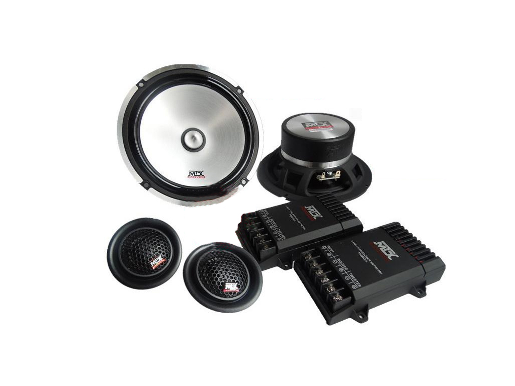 Μονάδα Ηχείων Αυτοκινήτου MTX Audio 6.5