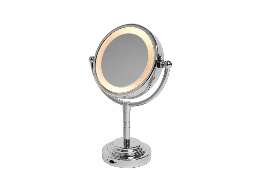 Wellys Μεγεθυντικός καθρέφτης 2 όψεων 13.5cm με δυνατότητα περιστροφής 360 μοίρε υγεία και ομορφιά   καθρέφτες