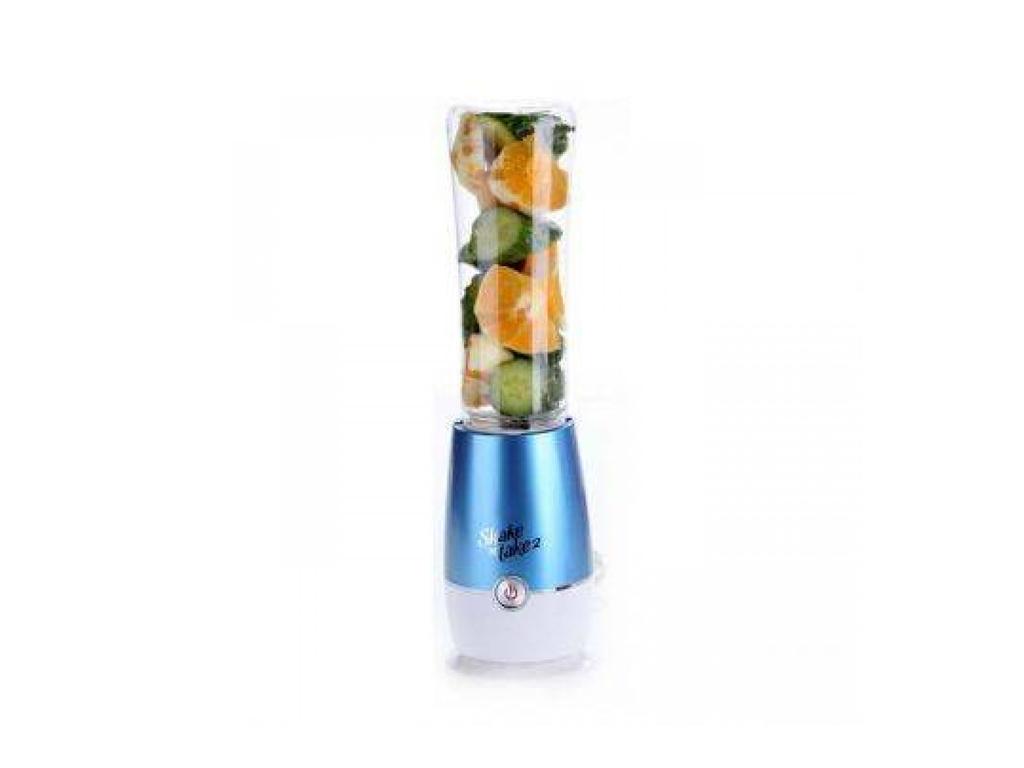 NEO Μπουκάλι - Μπλέντερ για smoothies και χυμούς 180W-800ml Shake N Take 2 - Bottle Blender Μπλε -