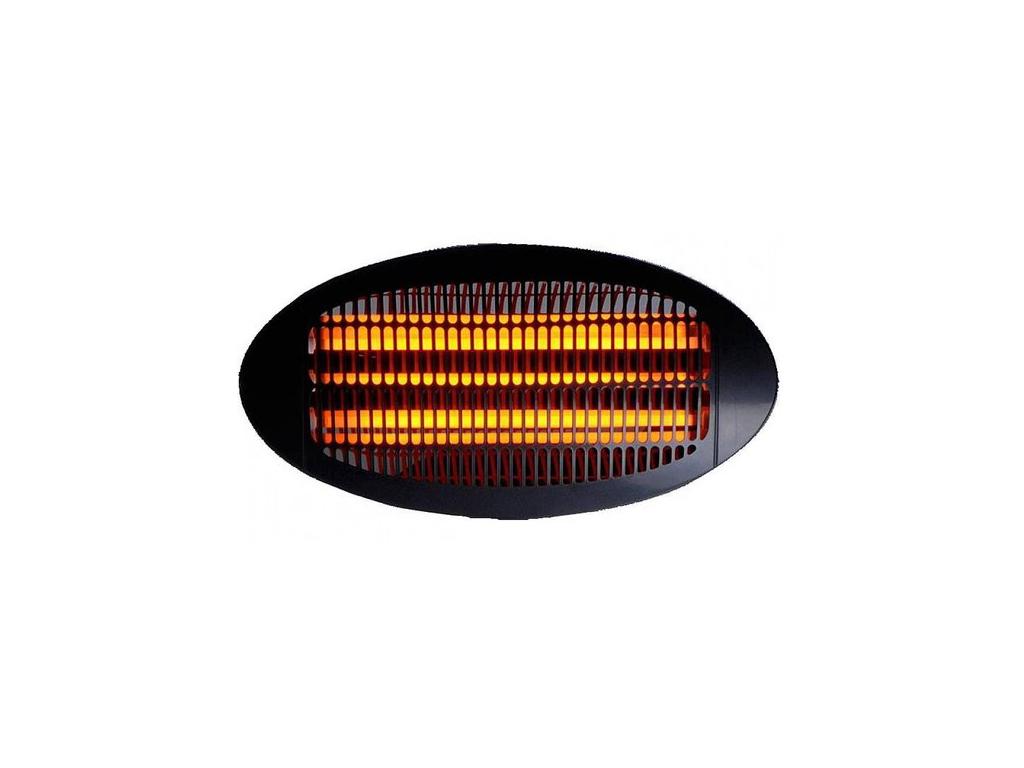 Επιτοίχια Σόμπα Θερμαντικό σώμα Θερμάστρα Χαλαζία 2000W Εξωτερικού χώρου με 3 επ θέρμανση και κλιματισμός   θέρμανση