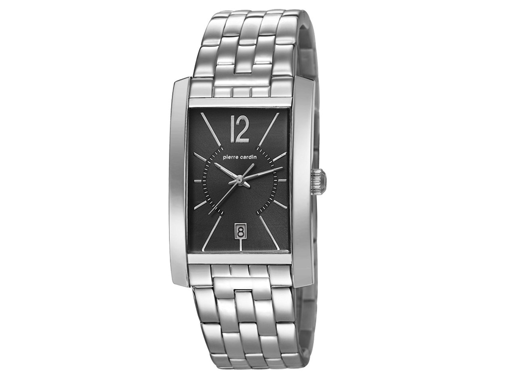Pierre Cardin Αναλογικό Γυναικείο Ρολόι χειρός Gare de Lyon Women s Watch με Μαύ ρολόγια χειρός  γυναικεία