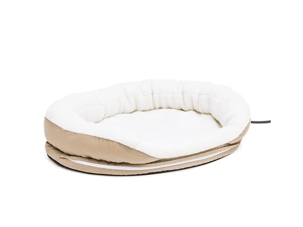 Μαλακό Θερμικό Ηλεκτρικό κρεβάτι για κατοικίδια 18W 60x50x12cm, InnovaGoods, V0100571 - InnovaGoods