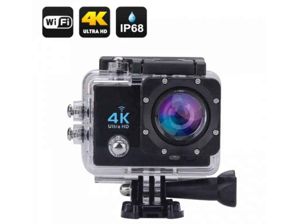 Αδιάβροχη Κάμερα Δράσης Ultra HD 4K WiFi 2.0in DV124 Plus - Action Camera με πλή φωτογραφία και βίντεο   αθλητικές κάμερες