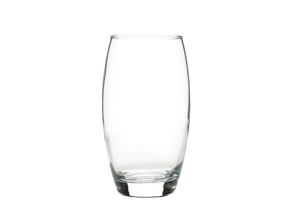Lav Σετ 6 Γυάλινα Ποτήρια 510ml για Νερό Χυμό Αναψυκτικό σε συσκευασία Δώρου, EMP368F - Lav