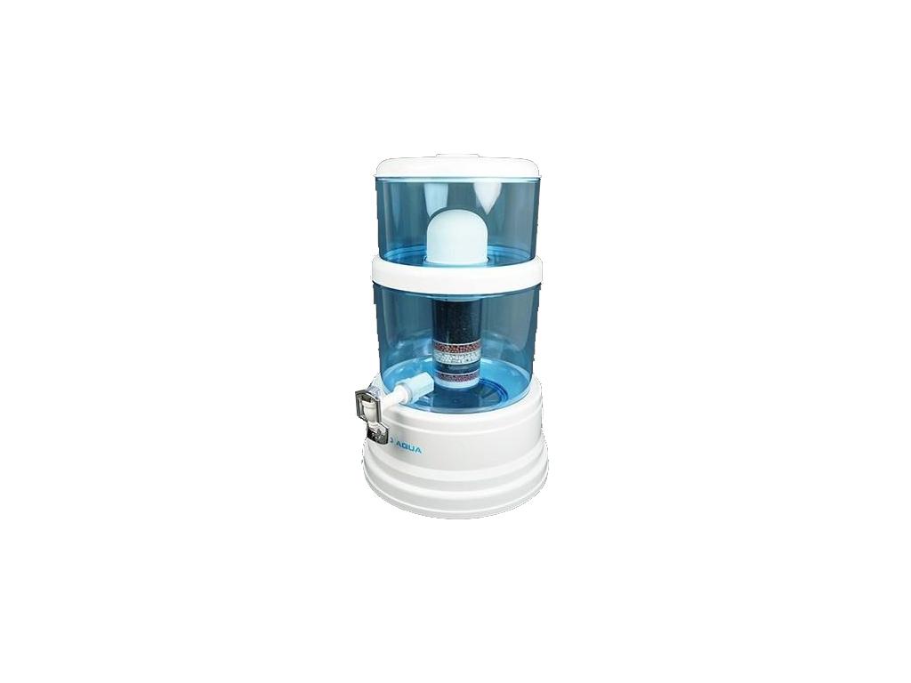 Επιδαπέδιο δοχείο με Φίλτρο Νερού για νερό Βρύσης 8 (οχτώ) Επιπέδων Χωρητικότητα αξεσουάρ και εργαλεία κουζίνας   δοχεία και φίλτρα νερού