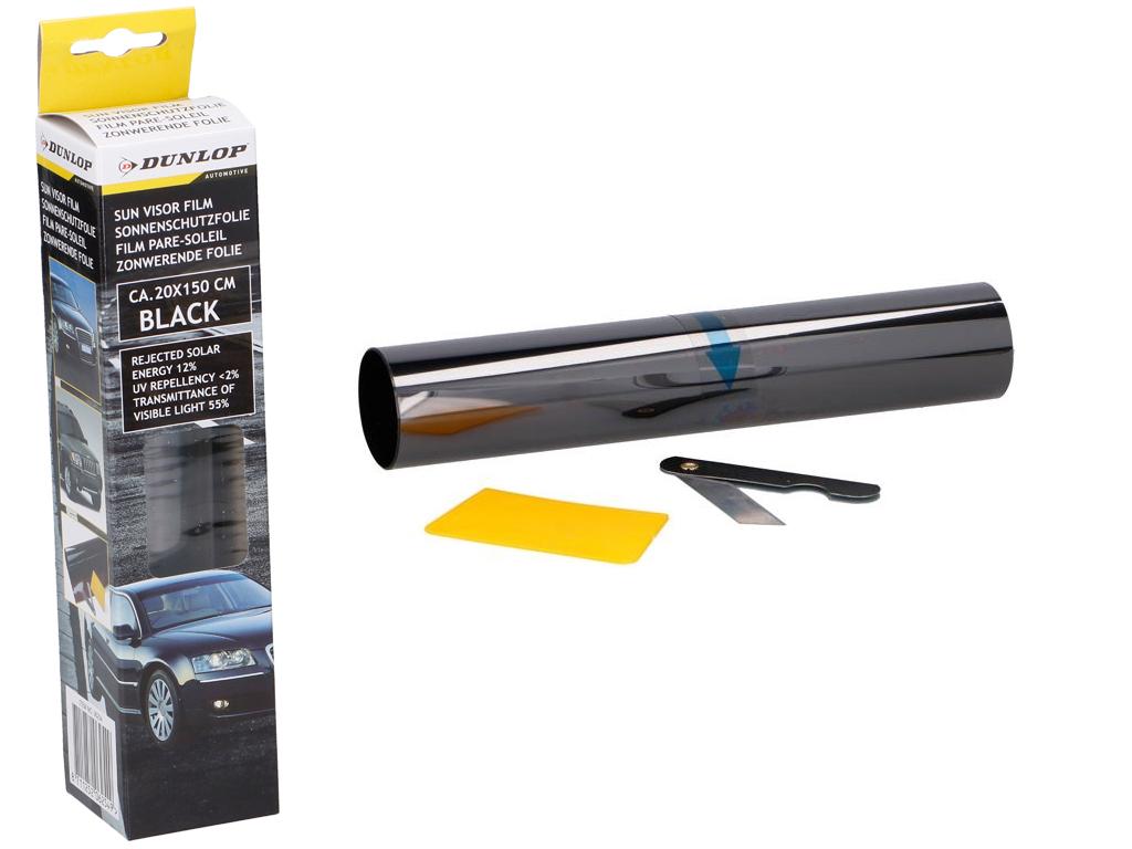 Αντηλιακή Μεμβράνη Ιδανική για Αυτοκίνητο και για το Σπίτι Φιλμ σε Ρολό Black, 1 αξεσουάρ αυτοκινήτου   καλύμματα   κουκούλες   πατάκια