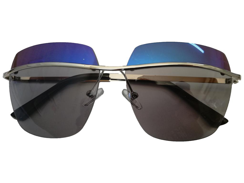 Unisex Γυαλιά Ηλίου με Μεταλλικό Σκελετό 60dc6fbc4ab