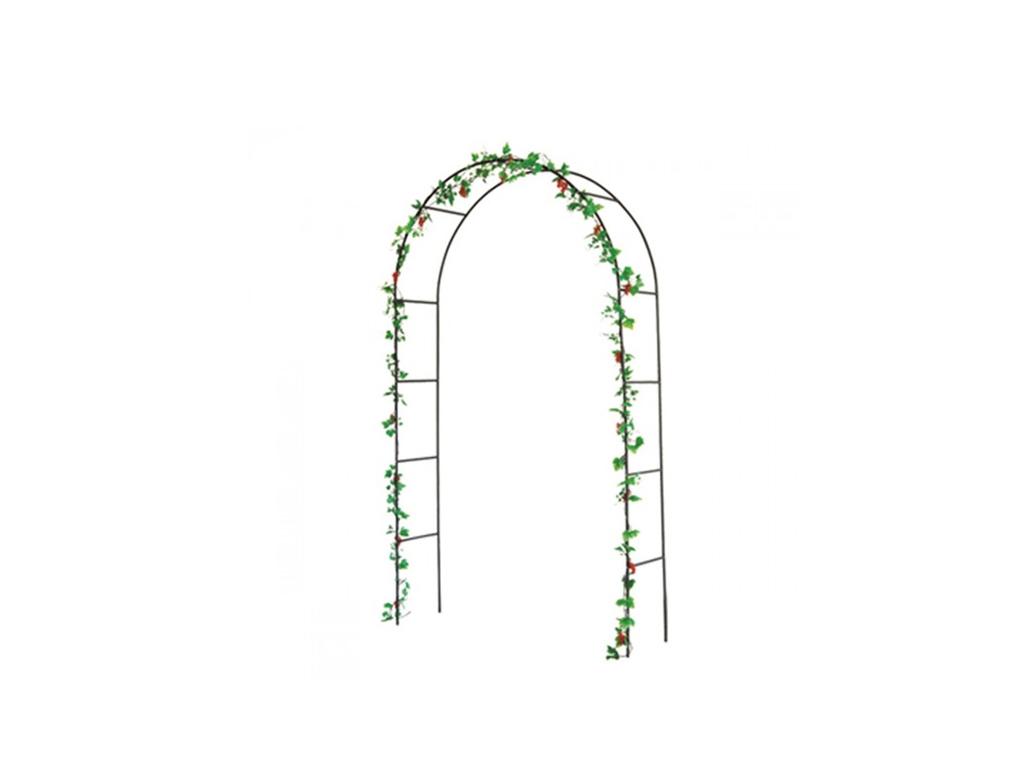 Μεταλλική Διακοσμητική Πέργκολα Εισόδου Αψίδα Αναρρίχησης Φυτών για τον Κήπο, τη κήπος και βεράντα   εξωτερική διακόσμηση και φωτιστικά