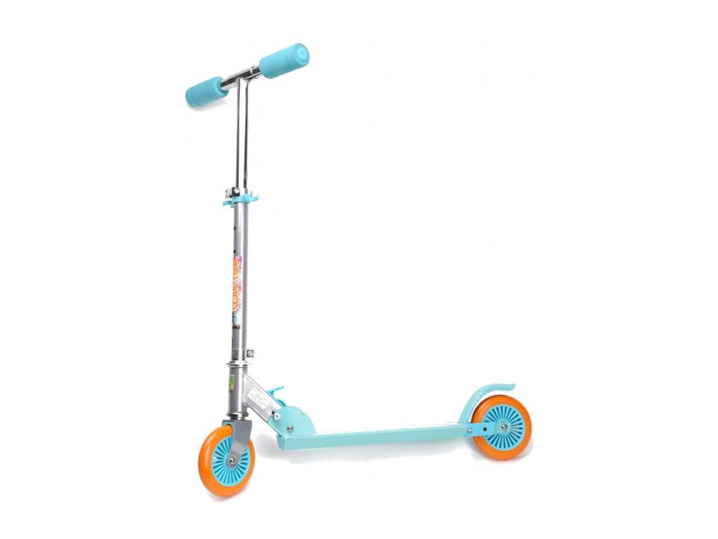 Αναδιπλούμενο Παιδικό Πατίνι Scooter με τροχούς 120Mm, 32x70x66cm, Eddy Toys 533 παιχνίδια   πατίνια και τρίκυκλα