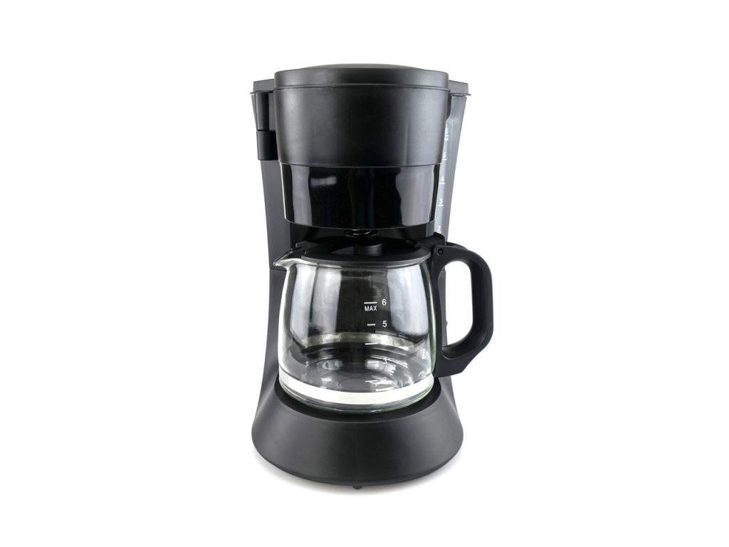 Καφετιέρα Φίλτρου Γαλλικού Καφέ 600W χωρητικότητας 600ml για 6 φλιτζάνια σε Μαύρ ηλεκτρικές οικιακές συσκευές   καφετιέρες και είδη καφέ