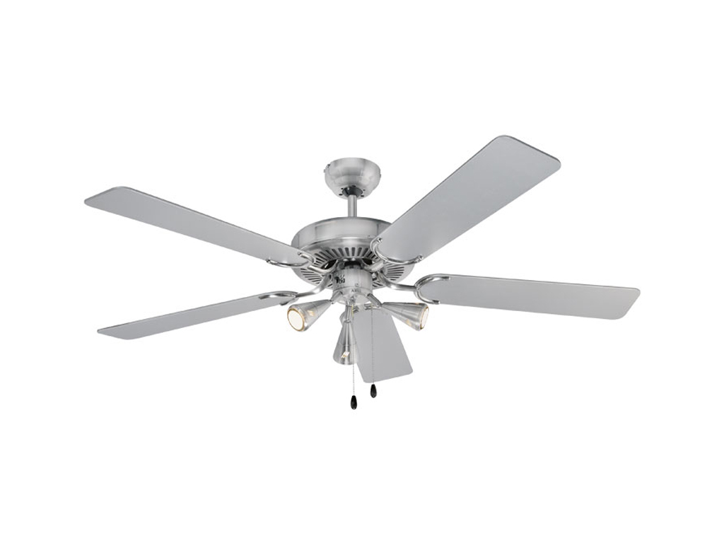 AEG Ανεμιστήρας Οροφής με Φως 60W 3 ταχυτήτων για χώρους έως 40 τ.μ., D-VL 5667  θέρμανση και κλιματισμός   ανεμιστήρες