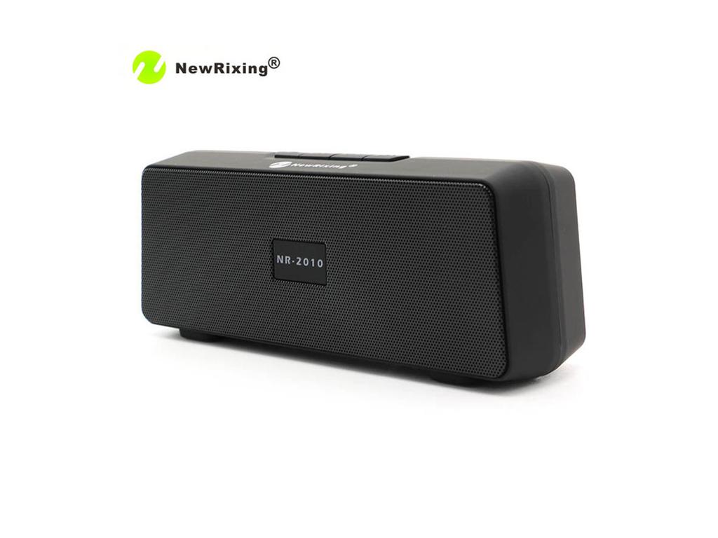 Ασύρματο Bluetooth Ηχείο Φορητό, Mp3 Player και Ραδιόφωνο, NewRixing NR-2010 - C ήχος   bluetooth και μικρά ηχεία