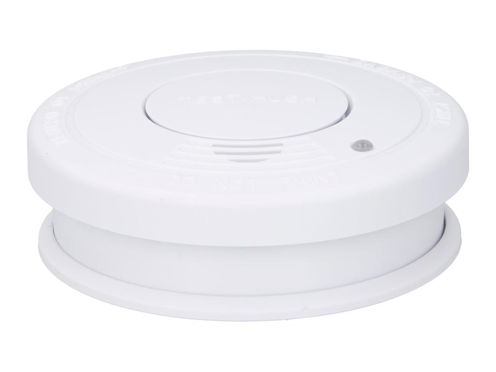 Grundig Αυτόνομος Ανιχνευτής Συναγερμός Καπνού σε Λευκό χρώμα, 3.4x10.1x10.1cm,  αυτοματισμοί και ασφάλεια   συναγερμοί και ανιχνευτές
