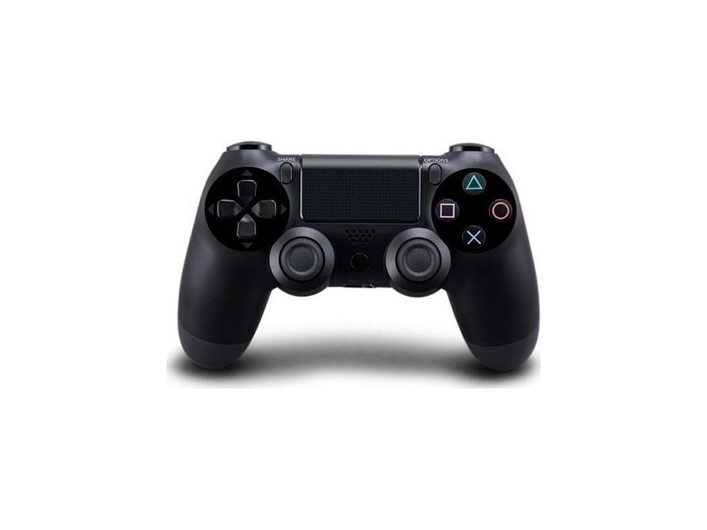 Ενσύρματο Χειριστήριο Doubleshock για PS4 Μαύρο, K364-18217 - Cb παιχνίδια   παιχνιδοκονσόλες και αξεσουάρ gaming