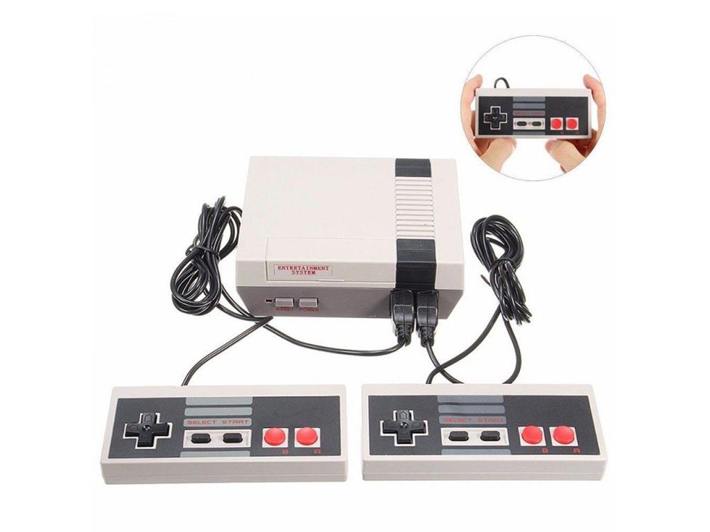 Ρετρό Παιχνιδομηχανή Κονσόλα με 620 παιχνίδια, Built-in 600 Classic Games Mini E παιχνίδια   παιχνιδοκονσόλες και αξεσουάρ gaming