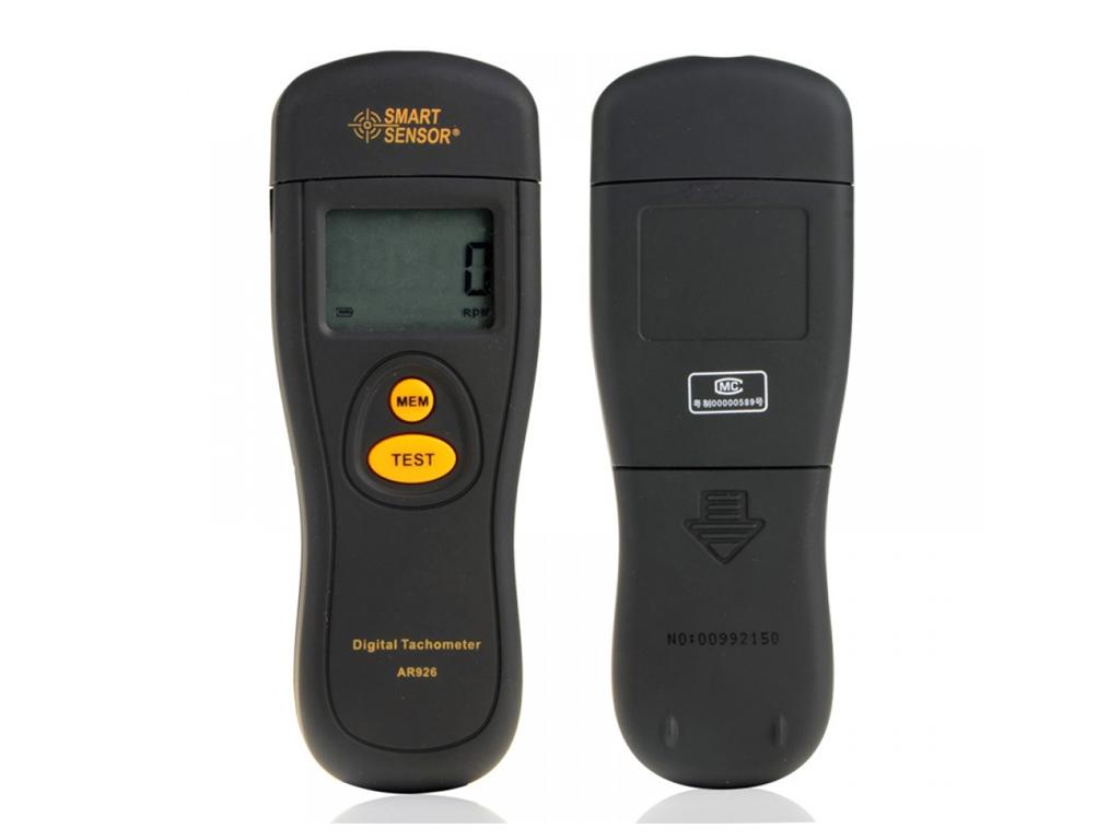 Ψηφιακό ταχόμετρο στροφόμετρο SMART SENSOR AR926 - Cb