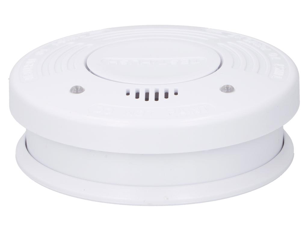 Αυτόνομος Ανιχνευτής Συναγερμός Καπνού VdS σε Λευκό χρώμα, 3.4x10.2x10.2cm, Grun αυτοματισμοί και ασφάλεια   συναγερμοί και ανιχνευτές