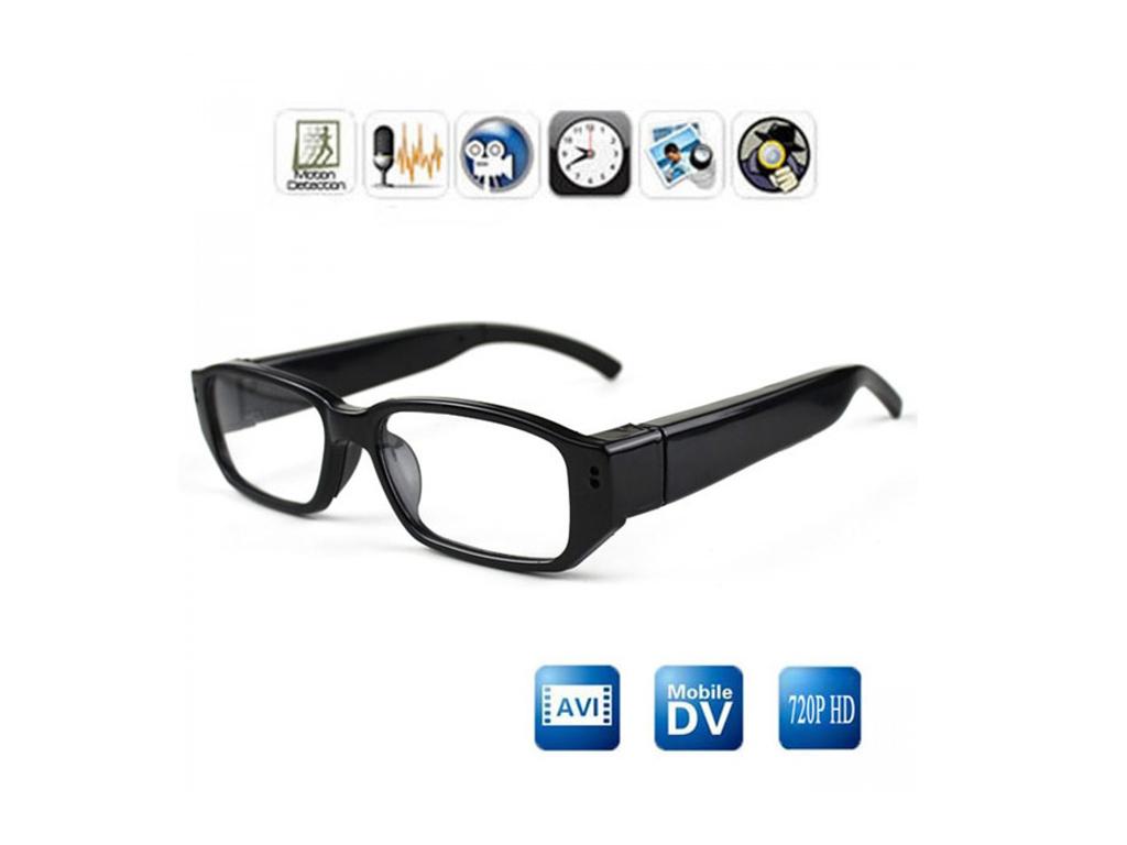 HD Γυαλιά Οράσεως με Κρυφή Κάμερα και Μικρόφωνο - Spy Camera Glasses 1080p DVR-5 αξεσουάρ αυτοκινήτου   καταγραφικά dvr   κάμερες