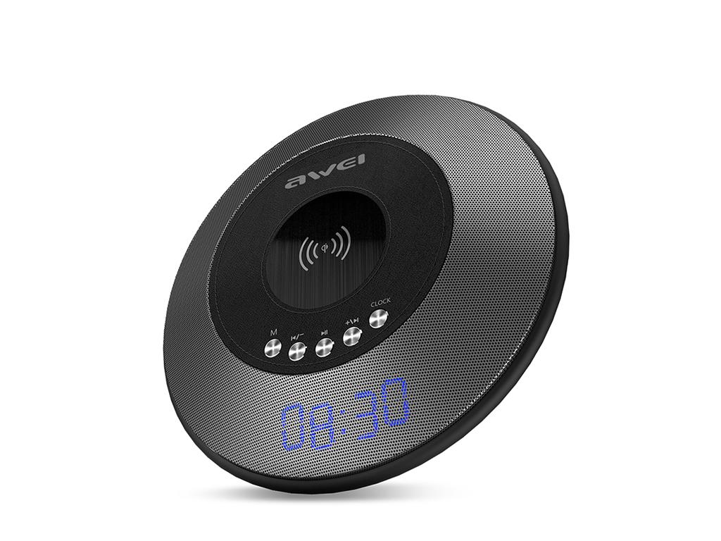 Μίνο Ασυρμάτο Φορητό Bluetooth V3.0 Ηχείο, FM Radio, 2.0, 5W, AWEI Y290 - Cb ήχος   bluetooth και μικρά ηχεία