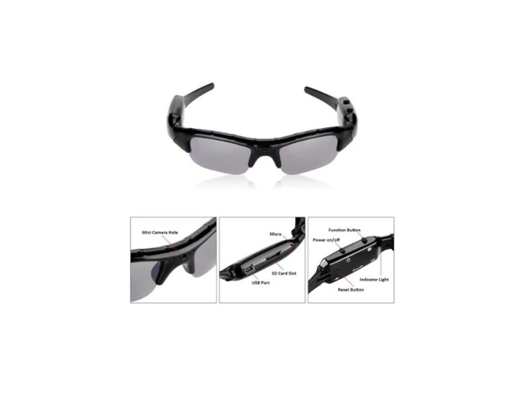 9e4373548b Καταγραφικά Συστήματα- Action Spy Camera SunGlasses Γυαλιά Ηλίου Κρυφή  Κάμερα Καταγραφικό - hellas-tech.gr