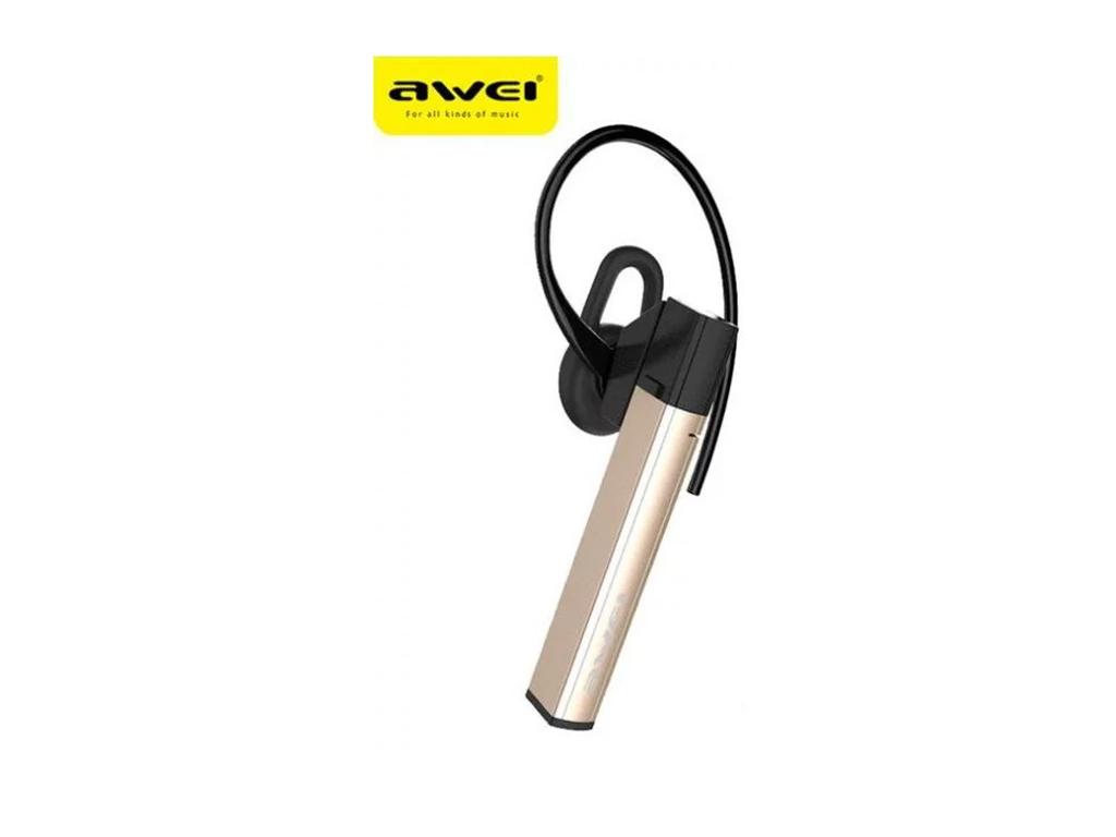 Mini Bluetooth Ασύρματο Ακουστικό Handsfree - Smart Bussiness Headset, Awei A831 ήχος   ακουστικά ψείρες   in ear   earbuds