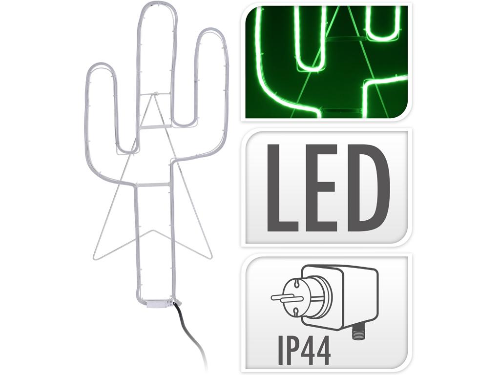 Διακοσμητικό Φωτιστικό Τοίχου με Πράσινο LED Εσωτερικού και Εξωτερικού Χώρου σε  διακόσμηση και φωτισμός   led φωτισμός