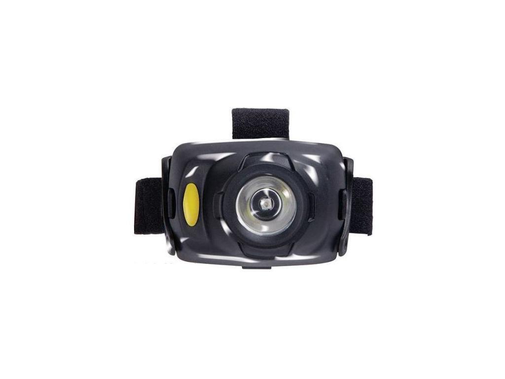 Philips Pro Φωτάκι Προβολέας LED για το Κεφάλι με μπαταρίες 3xAAA για απόσταση έ ταξίδι και αναψυχή   κάμπινγκ και βουνό