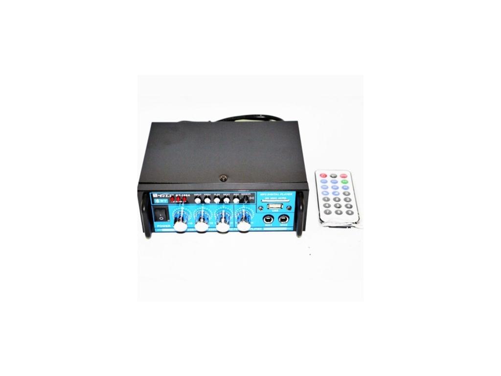 Ενισχυτής ηχου BT-188A OEM - Στερεοφωνικός ενισχυτής 10Watt RMS - Bluetooth - Mp gps και είδη αυτοκινήτου   ηχοσυστήματα αυτοκινήτου