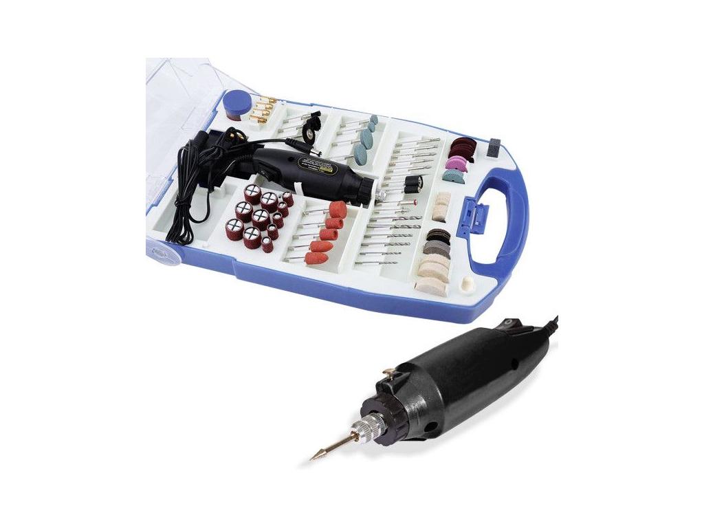Σετ χειροτεχνικών εργαλείων κοπής λείανσης για επεξεργασία διάφορων υλικών 103 τ horeca   επαγγελματικά