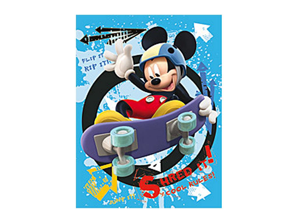 Κορνίζα κρεμαστή 30x40 με γυαλί και κλιπς, mickey - Disney