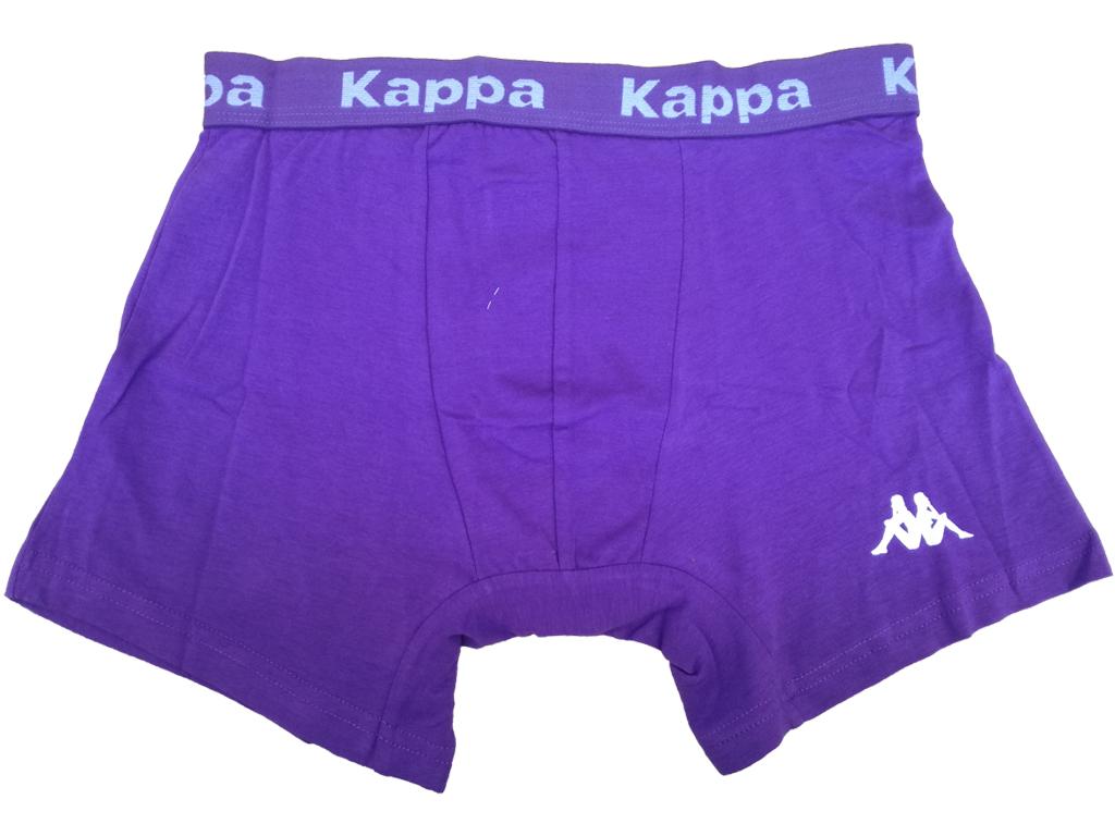 306c3c7d566 Kappa Ανδρικό Μποξεράκι σε Βιολετί χρώμα Violet WLD, Boxer 303K8NO