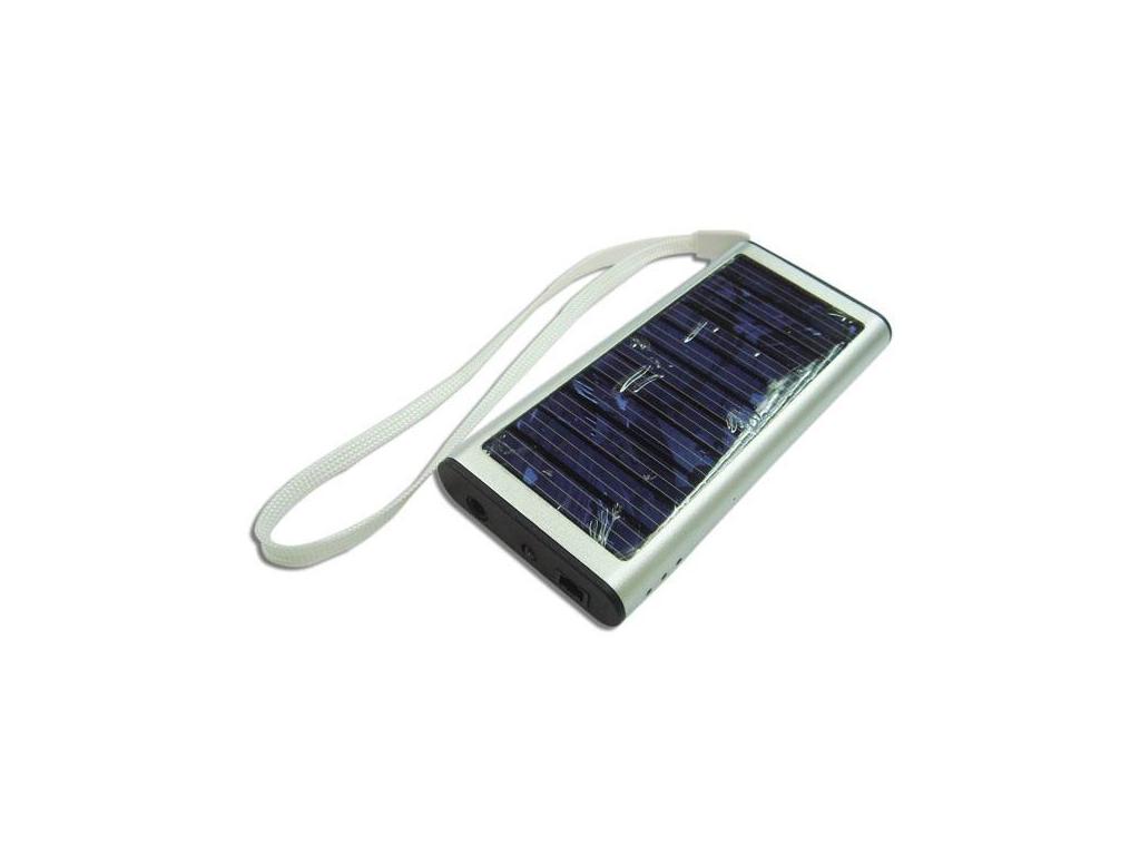 Ηλιακός Φορτιστής Battery Pack για Κινητά, MP3 Player, Solar Power Charger NB002 τηλεφωνία και tablets   power bank