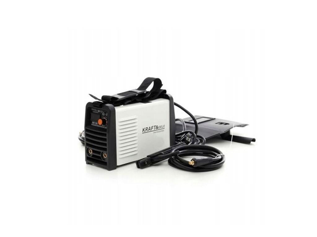 Ηλεκτροκόλληση Inverter 300Α LCD Συσκευή Ηλεκτροσυγκόλλησης, Kraft&Dele KD-1853 - Kraft&Dele