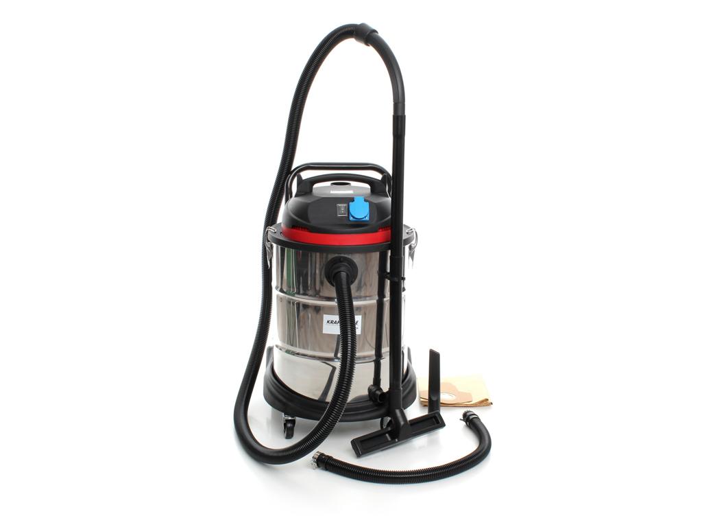Επαγγελματική Βιομηχανική Ηλεκτρική Πλυντική Σκούπα Υγρών και Στερεών 50L 1400W  καθαριότητα και σιδέρωμα   πλυντικές σκούπες