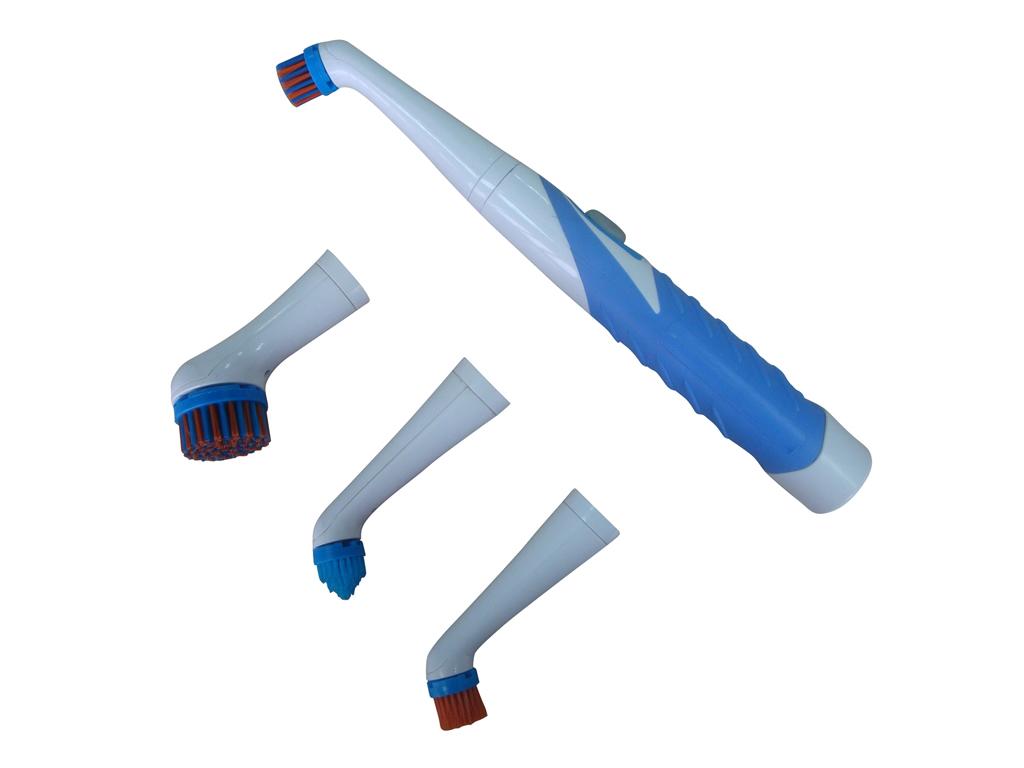 Περιστρεφόμενη βούρτσα καθαρισμού με 4 διαφορετικές κεφαλές καθαρισμού για διαφορετικές επιφάνειες, Cenocco CC-9060 - Cenocco