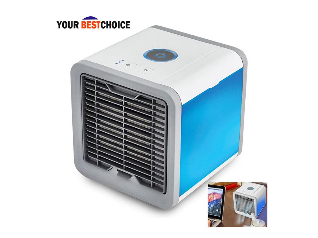 Φορητό Κλιματιστικό USB Cool Down Evaporative Air Cooler - Ανεμιστήρας Υδρονέφωσης & Υγραντήρας με Τεχνολογία Εξάτμισης - Cb