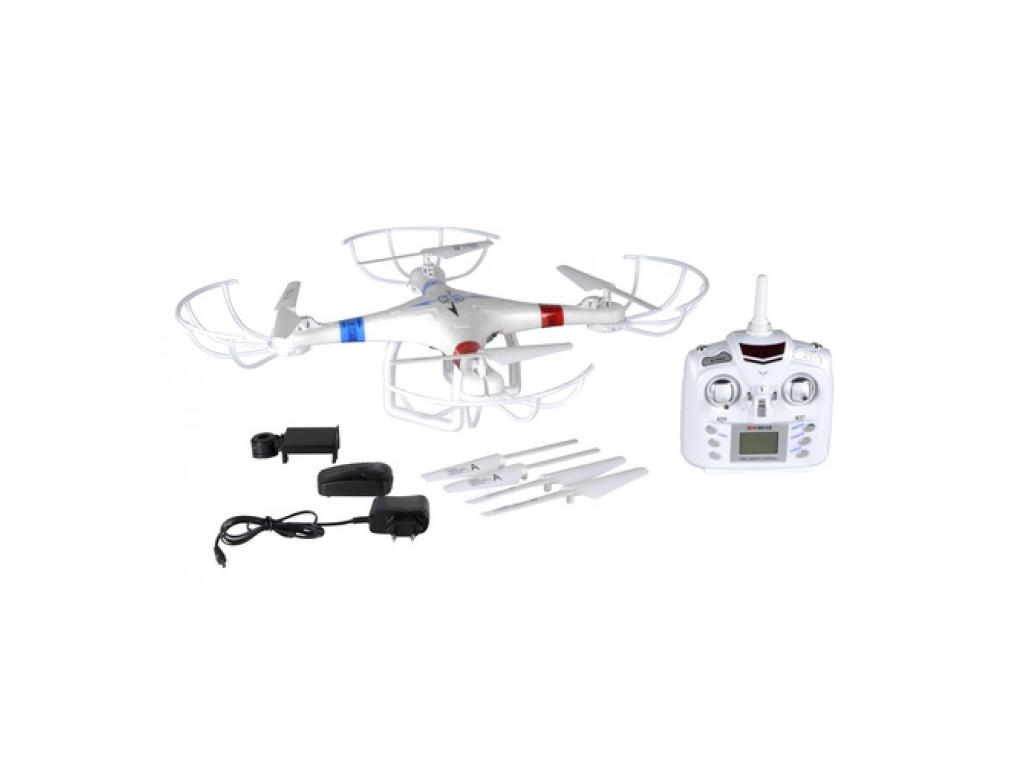 Eddy Toys WiFi Τηλεκατευθυνόμενο Drone Ελικόπτερο Tετρακόπτερο με HD κάμερα 2.4G παιχνίδια   τηλεκατευθυνόμενα  πίστες και αυτοκινητάκια