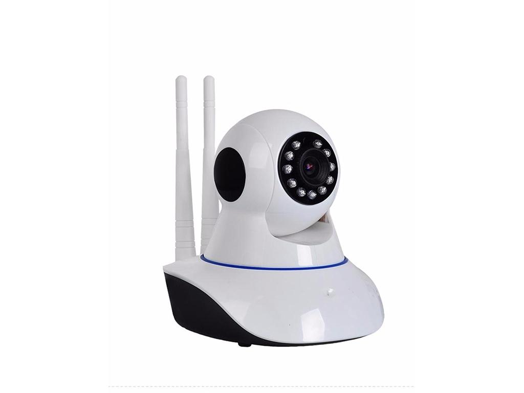 Ασύρματη IP Κάμερα Ασφάλειας συμβατή με apple και android συσκευές κάρτα SD και  αυτοματισμοί και ασφάλεια   κάμερες