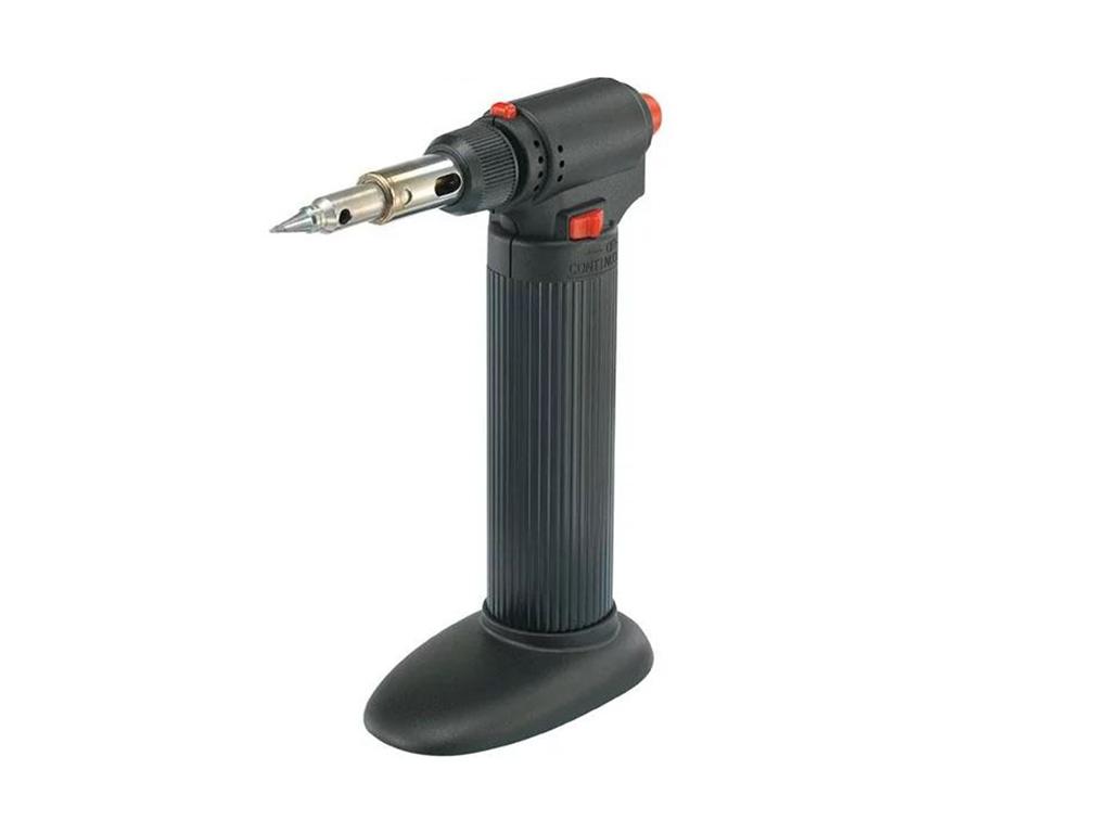 Κολλητήρι - Φλόγιστρο & Φυσητήρας Θερμού Αέρα - Καμινέτο Αερίου με Λαβή και Βάση εργαλεία για μαστορέματα   ηλεκτρικά εργαλεία