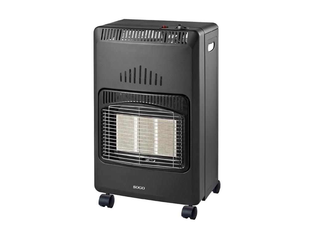 Θερμαντική Σόμπα Υγραερίου, Θερμάστρα Υγραερίου, 4200W, με αυτόματη ανάφλεξη και θέρμανση και κλιματισμός   θέρμανση