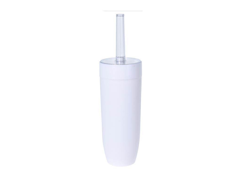 Πιγκάλ Μπάνιου με βουρτσάκι πλαστικό σε 2 χρώματα, 314418710 Λευκό - Cb μπάνιο   πιγκάλ