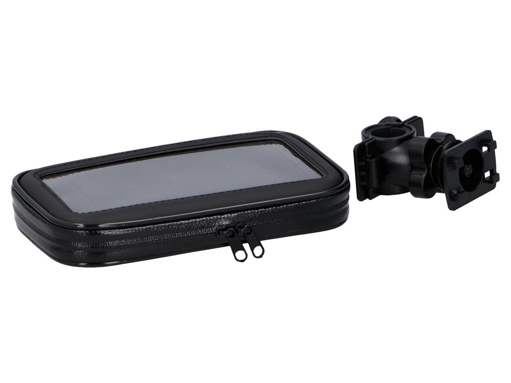 Dunlop Βάση στήριξης για Κινητό Smartphone για το Ποδήλατο σε Μαύρο χρώμα, 05313 gps και είδη αυτοκινήτου   βάσεις στήριξης για κινητά και tablets