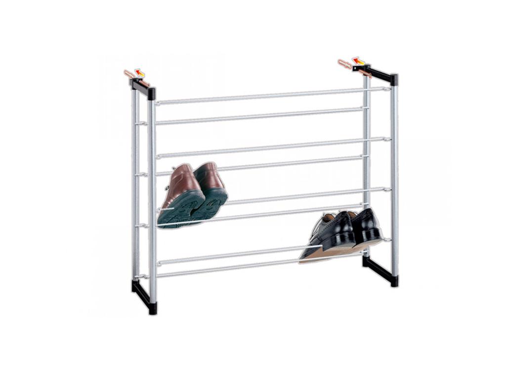 Μεταλλική Παπουτσοθήκη Stand για Αποθήκευση 12 Ζευγαριών Παπουτσιών 67х21х55cm – Artex