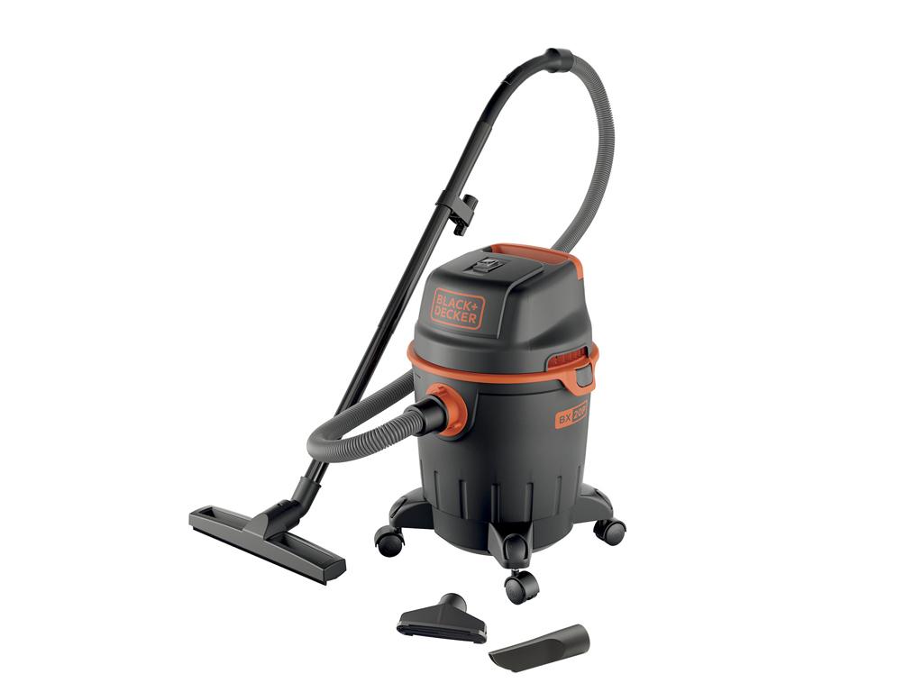 Black & decker Wet & Dry Ηλεκτρική Πλυντική Σκούπα γενικής χρήσης 180bar 1200W Σ καθαριότητα και σιδέρωμα   ηλεκτρικές σκούπες