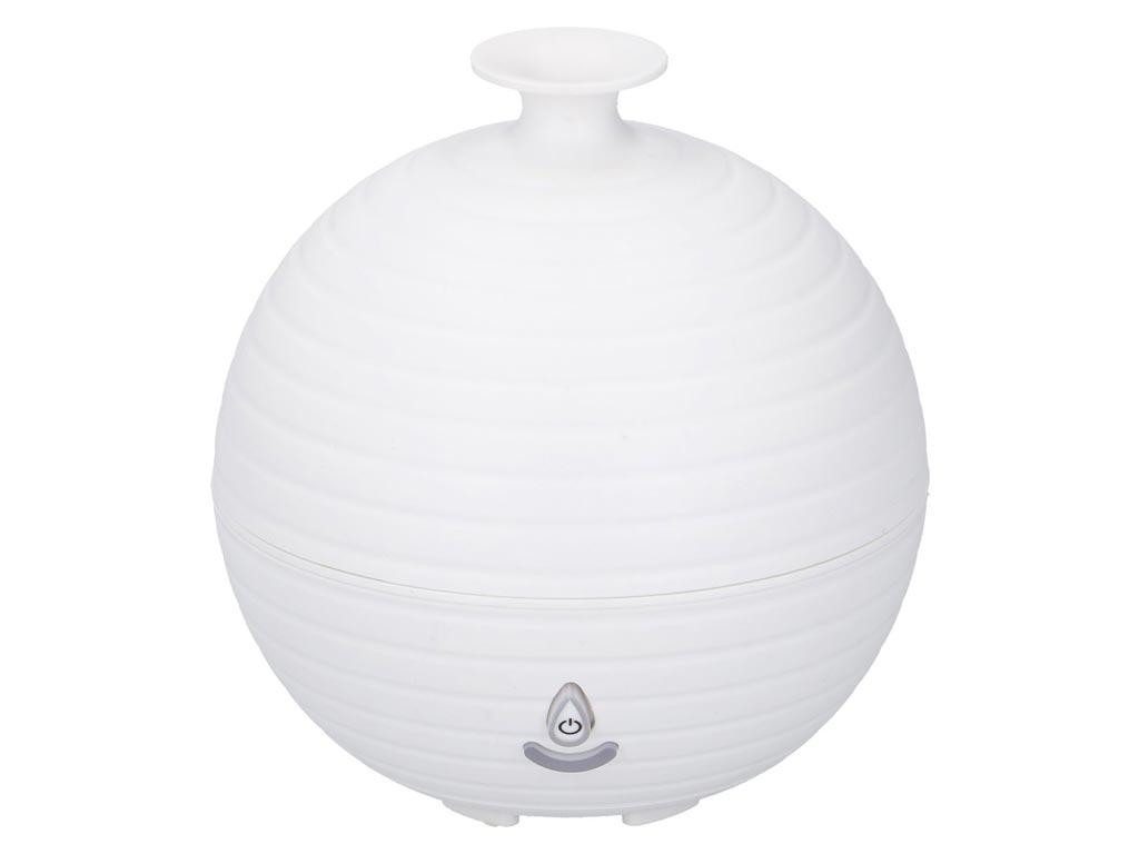 Υγραντήρας και Συσκευή διάχυσης αρώματος 2 σε 1 με 3 LED και Εναλλαγή χρωμάτων, 13.5x13.5x15cm, Grundig 06681 - Grundig