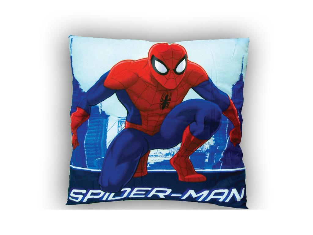 Disney Παιδικό διακοσμητικό μαξιλάρι SpiderMan , διαστάσεων 40x40. - Disney